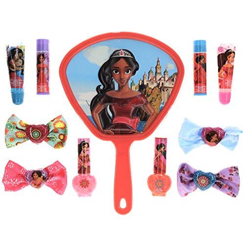 Townley Girl Disney Princess Non Toxic Peel Off Nail: Townley Girl Disney Elena Of Avalor Cosmetic Set With Nail